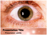 Glaucoma PowerPoint Backgrounds