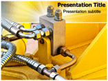 Hydraulic System Templates For Powerpoint