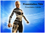 Human Robot Templates For Powerpoint