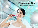 Oral hygiene Templates For Powerpoint