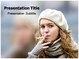 Smoking Teens Pics Templates For Powerpoint
