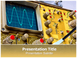 Oscilloscope Templates For Powerpoint