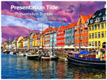 Denmark Templates For Powerpoint