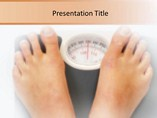 Weight Loss Products Templates For Powerpoint