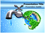 Saving Water Templates For Powerpoint