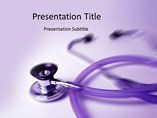 Stethoscope Templates For Powerpoint