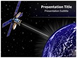 Satellite System Templates For Powerpoint