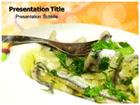 Spanish gastronomy Templates For Powerpoint