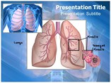 Emphysema Templates For Powerpoint