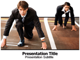 Business Competition PowerPoint Background