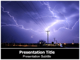 Lightning Powerpoint Templates