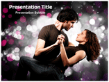 Western Dance Templates For Powerpoint