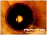 SuperMassive Black Holes Templates For Powerpoint