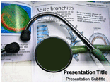 Bronchitis Templates For Powerpoint