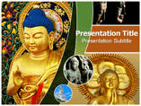 Buddhism Templates For Powerpoint