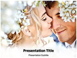 Love and Luxury Templates For Powerpoint