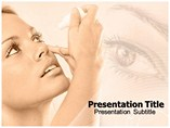 Eye Care Specialties Templates For Powerpoint