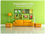 Furnitures Templates For Powerpoint