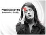 Treatment Of Headache Templates For Powerpoint