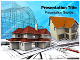 House making Templates For Powerpoint