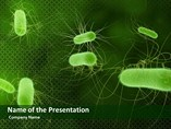 Micro organisms Templates For Powerpoint