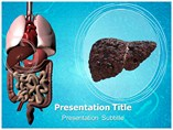 Liver cirrhosis Templates For Powerpoint