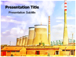 Nuclear Reactor Definition Templates For Powerpoint