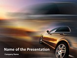 Car Pictures Templates For Powerpoint