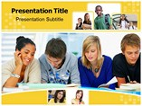 Student Portal Templates For Powerpoint