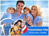 Happy Family PowerPoint Themes