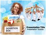 Volunteers Templates For Powerpoint