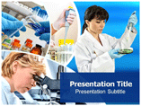 Medical Research Lab Templates For Powerpoint