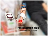 Blood Donation Facts Templates For Powerpoint