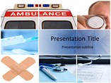 Ambulance PPT Template