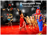 Jugglers Templates For Powerpoint