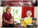 Home Care PowerPoint Backgrounds