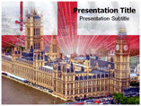 London city Templates For Powerpoint