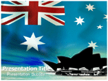 Australia Templates For Powerpoint