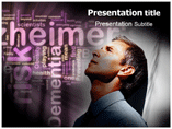 Dementia Templates For Powerpoint
