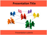 Network Hardware Templates For Powerpoint