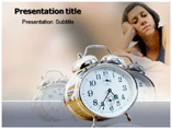 Insomnia Symptoms Templates For Powerpoint