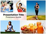 Fitness Templates For Powerpoint