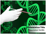 Genetic engeering powerpoint templates