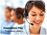International Call Centers Templates For Powerpoint