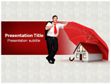 Home Insurance Reviews Templates For Powerpoint