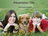 Dog animal Templates For Powerpoint