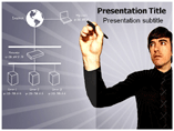 Internet networking Templates For Powerpoint