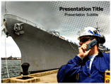 Navy engineer Templates For Powerpoint