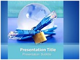 Network safety Templates For Powerpoint