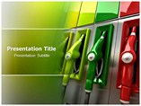 Petrol pump Templates For Powerpoint